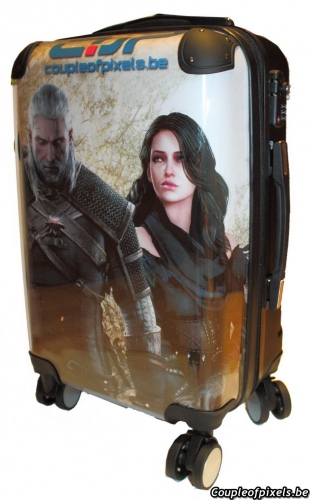 valise,personnalisation,witcher