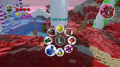 lego worlds,test,avis,bac à sable