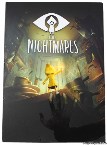 little nightmares,tarsier studios,bandai namco,kit presse,press kit,déballage,unboxing