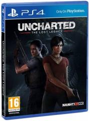 uncharted 4,the lost legacy,prix,date de sortie,durée de vie,ps4,naughty dog