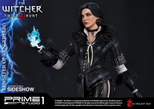 yennefer,yennefer of vengerberg,witcher,the witcher 3,statuette,statue,figurine,prime 1 studio,sideshow