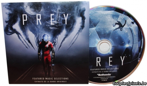 prey,press kit,kit presse,goodies,déballage