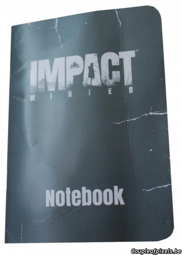 impact winter,kit presse,press kit,déballage,unboxing