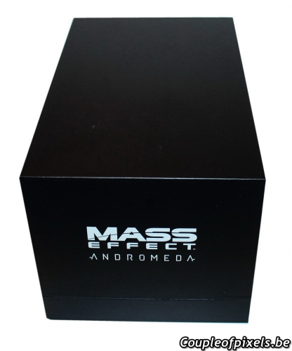 mass effect andromeda,collector,déballage,unboxing