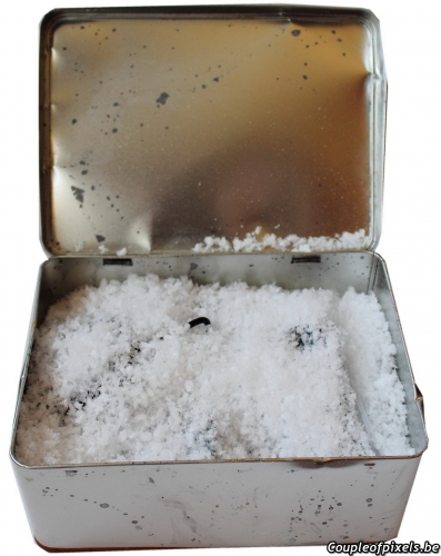 impact winter,kit presse,press kit,déballage,unboxing
