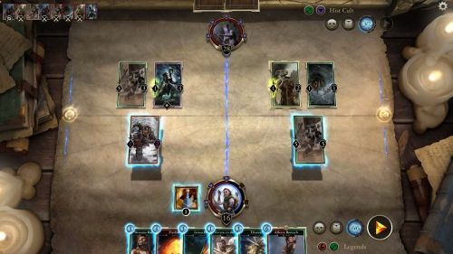elder scrolls legends,test,avis
