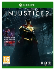 injustice 2,preview,impressions