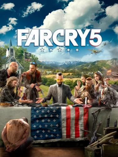 far cry 5,annonce,date de sortie