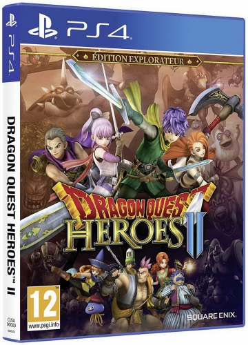dragon quest heroes 2,test,avis