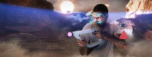 farpoint,aim controller,test,avis,réalité virtuelle,vr