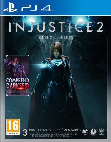 injustice 2,test,avis,dc comics