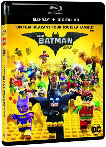 cinéma,blu-ray,ultra hd,4k,lego batman movie