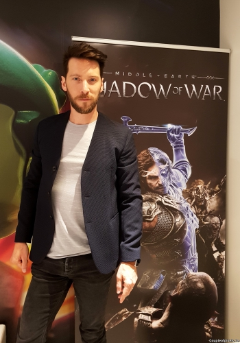 e3 2017,interview,troy baker,shadow of war,warner,monolith