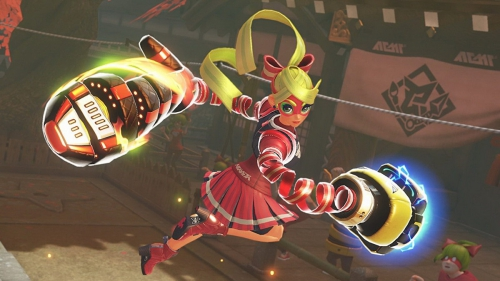 arms,test,avis,nintendo,switch