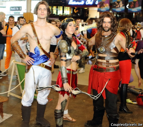 japan expo 2017, cosplay, sexy, photos