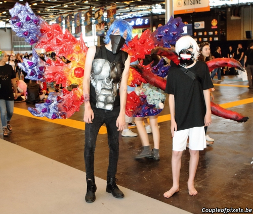 cosplay,photos,japan expo 2017