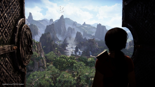 interview,scott lowe,naughty dog,uncharted,uncharted the lost legacy,sony,playstation