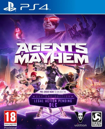 agents of mayhem,test,avis,volition