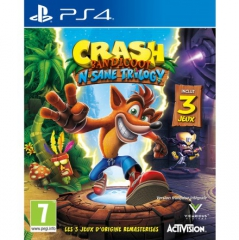 crash bandicoot,n sane trilogy,test,avis