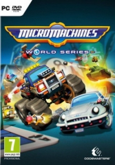 micro machines,world series,test,avis,codemasters