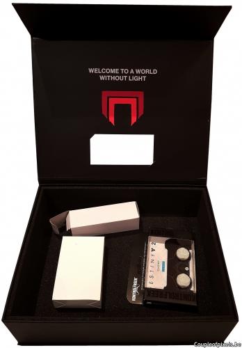 déballage,unboxing,kit presse,press kit,destiny 2