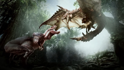 monster hunter world,preview,impressions
