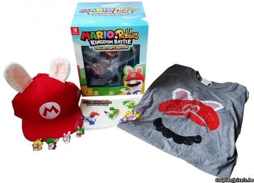 ef576beb1c5 Concours] Gagnez une édition collector et des goodies de Mario + The ...