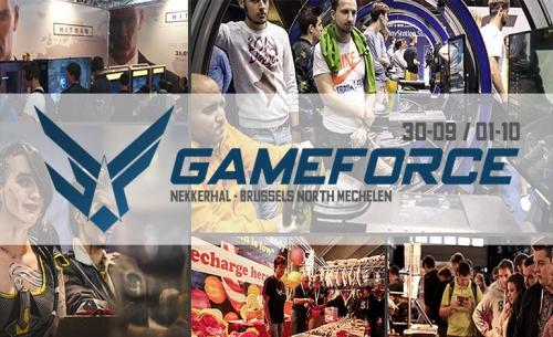 gameforce 2017,présentation,programme