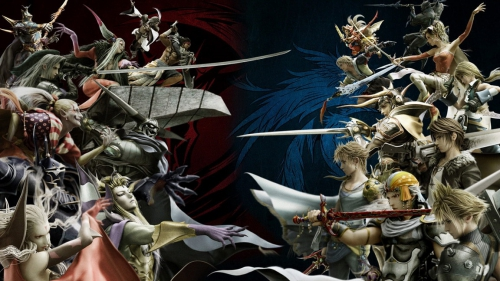 dissidia,final fantasy,dissidia nt,team ninja,impressions,preview,bêta