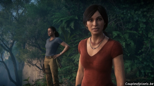 uncharted,uncharted 4,the lost legacy,test,avis,naughty dog