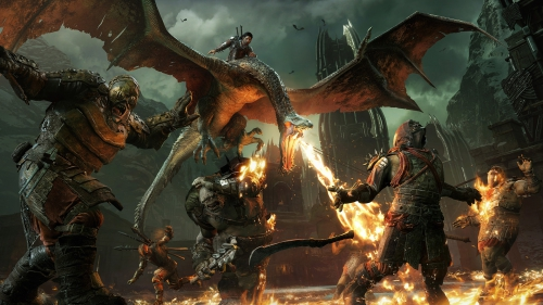 monolith,l'ombre de la guerre,la terre du milieu : l'ombre de la guerre,la terre du milieu,shadow of war,test,avis,impression,warner