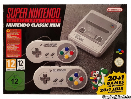 super nintendo classic mini,min super nintendo,min super nes,test,avis