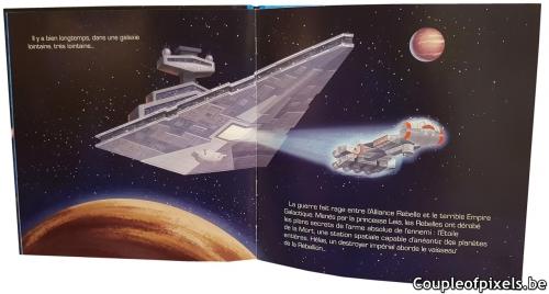 star wars,guerre des étoiles,hachette,livre,enfants,geek,geekette