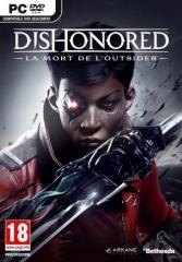 dishonored,la mort de l'outsider,spin off,stand alone,test,avis,arkane studios