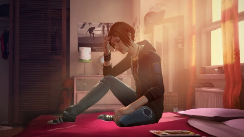 life is strange,before the storm,episode 1,test,avis,chloé,rachel