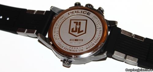 justice league,montre,police,chasse au trésor