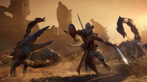 assassin's creed origins,test,avis,bayek