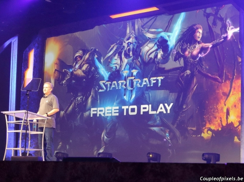 blizzard,blizzcon,blizzcon 2017,annonce,news,opening ceremony,conférence