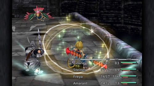 final fantasy ix,final fantasy 9,remaster,ps4,test,avis