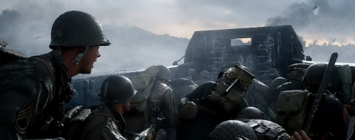 call of duty wwii,world war ii,test,avis,activision