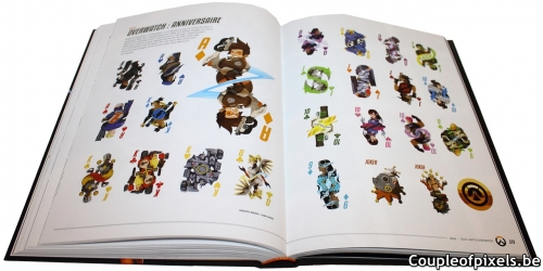 overwatch,artbook,tout l'artd'overwatch,the art of overwatch,blizzard