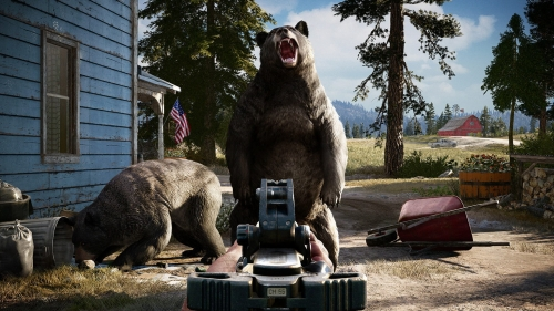 far cry 5,preview,impressions,press event
