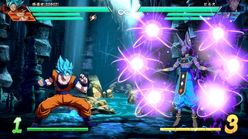 dragon ball fighterz,impressions,preview,mode histoire