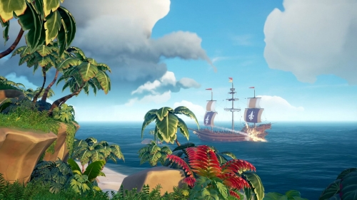 sea of thieves,bêta,preview,impressions
