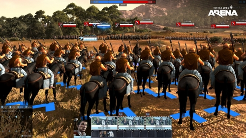 total war arena,preview,impressions,beta,wargaming
