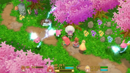 secret of mana,test,avis,remake ps4