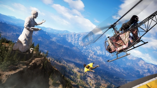 far cry 5,test,avis,hope county