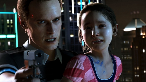 detroit become human,test,avis,quantic dream