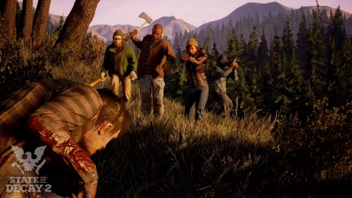 state of decay,state of decay 2,test,avis