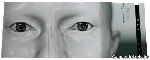 detroit become human,déballage,unboxing,kit presse,press kit,quantic dream